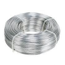 Alumiinilanka 1,5mm 1kg hopea