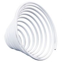 Alumiinilanka ruuvi metalliruuvi valkoinen 2mm 120cm 2kpl 2kpl