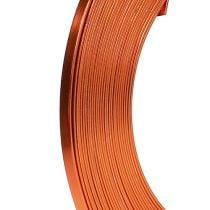 Alumiininen lattalanka oranssi 5mm 10m