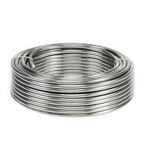 Alumiinilanka 5mm 1kg hopea