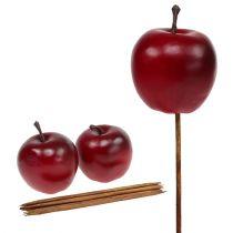 Omena keinotekoinen punainen Ø5,5cm 12kpl