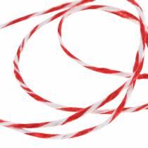 Johto punainen / valkoinen 220m