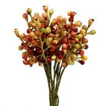 Marjahaara punainen / keltainen 20cm 12kpl
