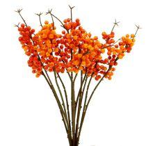 Marjahaara oranssi L 30cm 12kpl