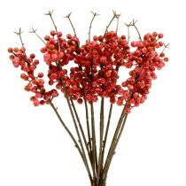 Marjahaara vaaleanpunainen L 28cm 12kpl