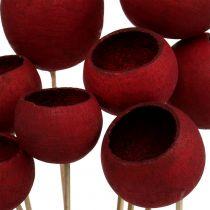 Bell Cup Mix on Stick Tummanpunainen 15kpl