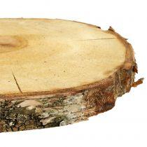 Luonnollinen koivuviipale Ø30cm - 35cm