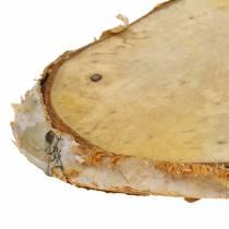 Puukiekot koivu soikea luonnollinen 7,5 × 13cm 1kg