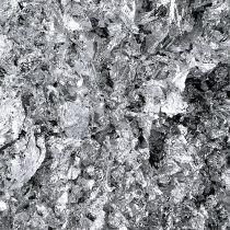 Lehtimetallihiutaleet hopeaa 15g