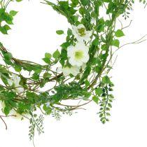 Kukkaseppele valkoinen 180cm