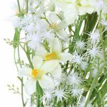 Asterikimppu valkoinen 47cm