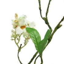 Kukkahaara valkoinen L 65cm 1p