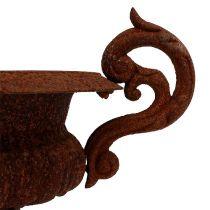 Kukka amphora Ø28cm patina