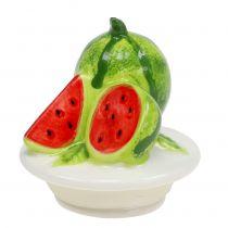 Bonbonniere lasista, kansi meloni H15.5cm