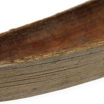 Kookoskulhot luonnon 60cm 5kpl