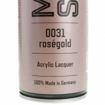 Värisuihke Metallic Rose Gold 400ml