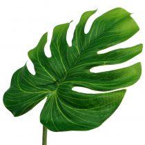 Koristelehti Philo-lehti vihreä L11cm P29.5cm 3kpl