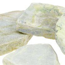 Deco mosaiikkikivet harmaa-vihreä matta 3cm - 8cm 1kg