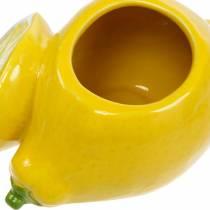 Deco Pot sitruuna maljakko sitrushedelmät keraaminen kesä koristelu