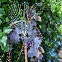 Deco Garland Viiniköynnöksen lehdet ja viinirypäleet syksyllä Garland 180cm