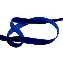 Koristeellinen nauha Sametti sininen 10mm 20m