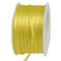 Lahjanauha keltainen 3mm x 50m