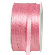 Lahjanauha vaaleanpunainen 6mm x 50m
