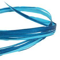 Koristeellinen bast kaksisävyinen sininen 200m