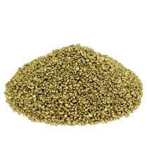 Koristerakeet Keltainen kulta 2mm - 3mm 2kg 2kg
