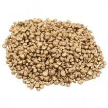 Deco Granules Gold Deco Gravel 2-3mm 2kg 2kg
