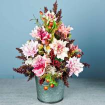 Tekokukka daalia lila 63cm