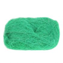 Sisal vihreä 50g