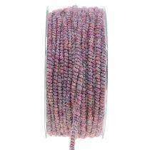 Wick lanka glamour violetti langalla 33m