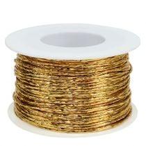 Lanka käärittynä kultaan Ø2mm 100m