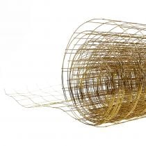 Lankaverkko kultainen 35cm 5m