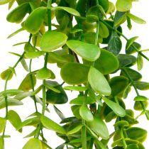 Häät koristelu Eukalyptus Garland keinotekoinen vihreä 122cm