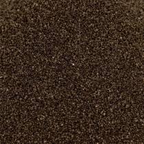 Värillinen hiekka 0,5mm ruskea 2kg