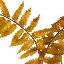 Keinotekoinen saniainen syksyn värit 33cm 12kpl