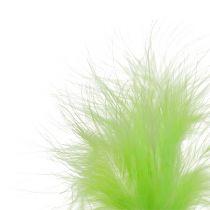 Jousitulppa L30cm vaaleanvihreä 12kpl
