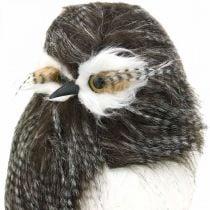 Puupöllö, Talvi Koriste, Koristeellinen pöllö, Syksy H41cm