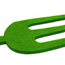 Huopa puutarhatyökalut vihreä 4kpl