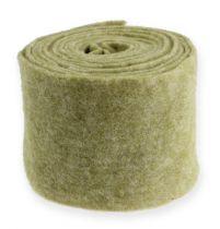Huopanauha 15cm x 5m sammaleen vihreä