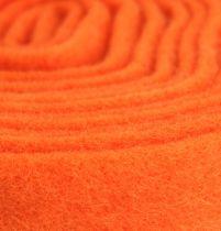 Huopanauha oranssi 7,5 cm 5m