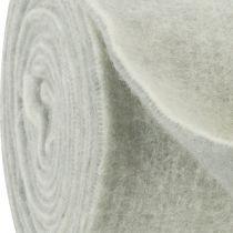 Huopanauha 15cm x 5m kaksisävyinen harmaa, valkoinen