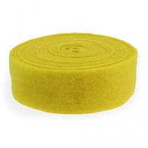 Huopanauha keltainen 7,5 cm 5m