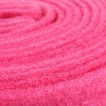 Huopanauha vaaleanpunainen 7,5 cm 5m