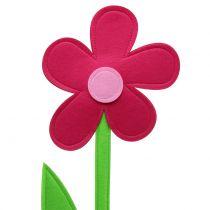 Huopakukka vaaleanpunainen 120cm