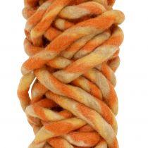 Huopanauha 25m oranssi, keltainen, ruskea