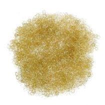 Kukkahiukset Tinsel Gold 200g Angel Hair