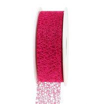 Lahjanauha vaaleanpunaisella 3cm, 10m
